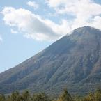 CANON Canon EOS Kiss X2で撮影した風景(羊蹄山)の写真(画像)