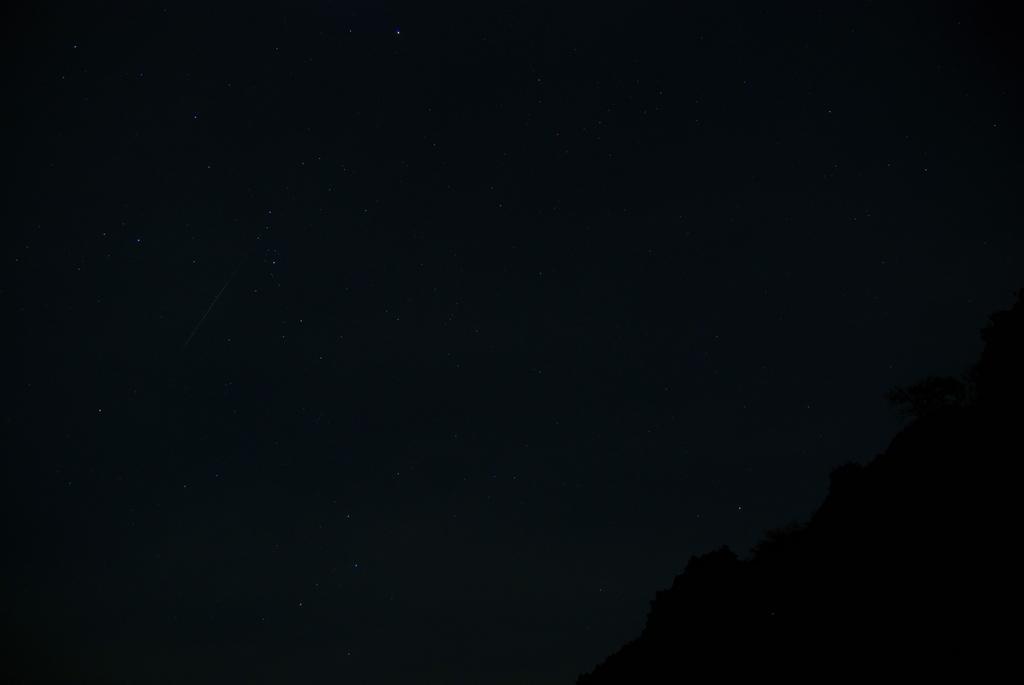 カシオペア(流れ星)