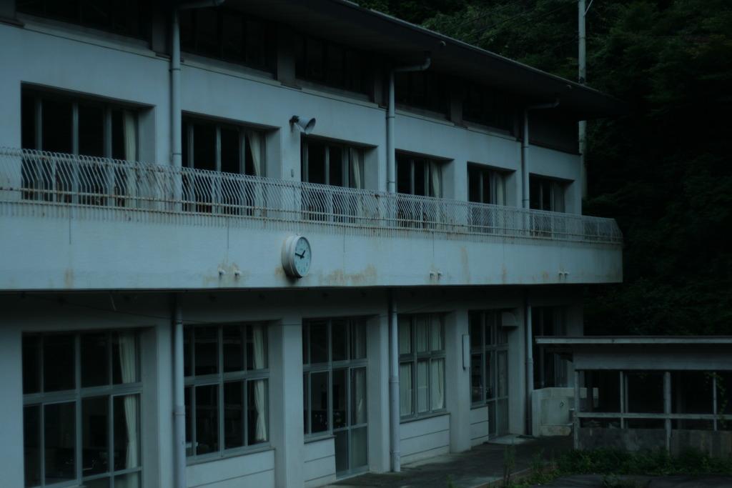 とある廃校の記憶