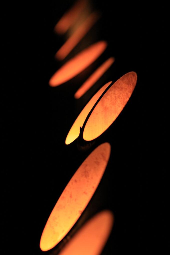 竹灯篭 ③
