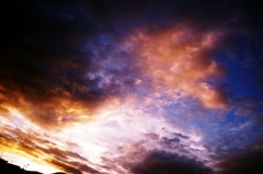 the look of the sky # 14