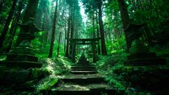 上色見熊野座神社①
