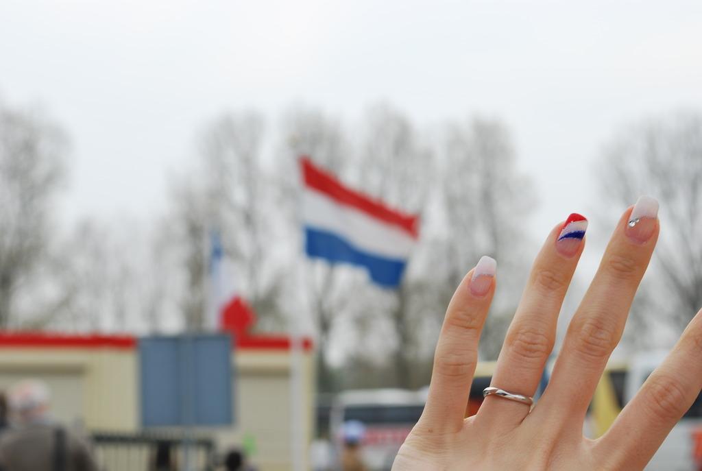 オランダ+オランダ