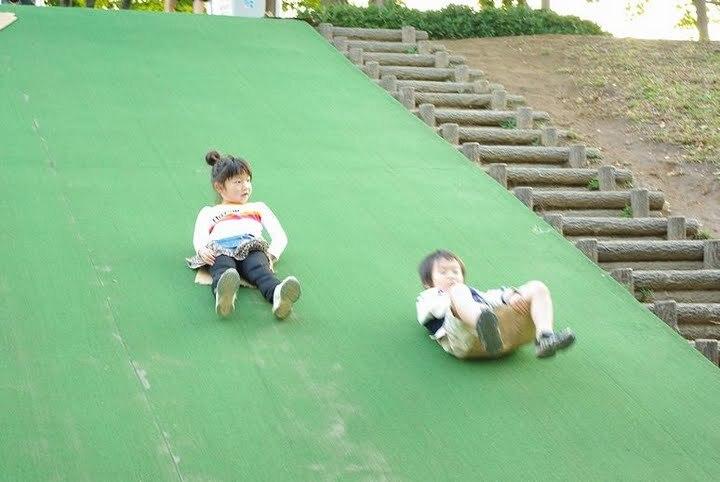 滑りたい~~~~!!