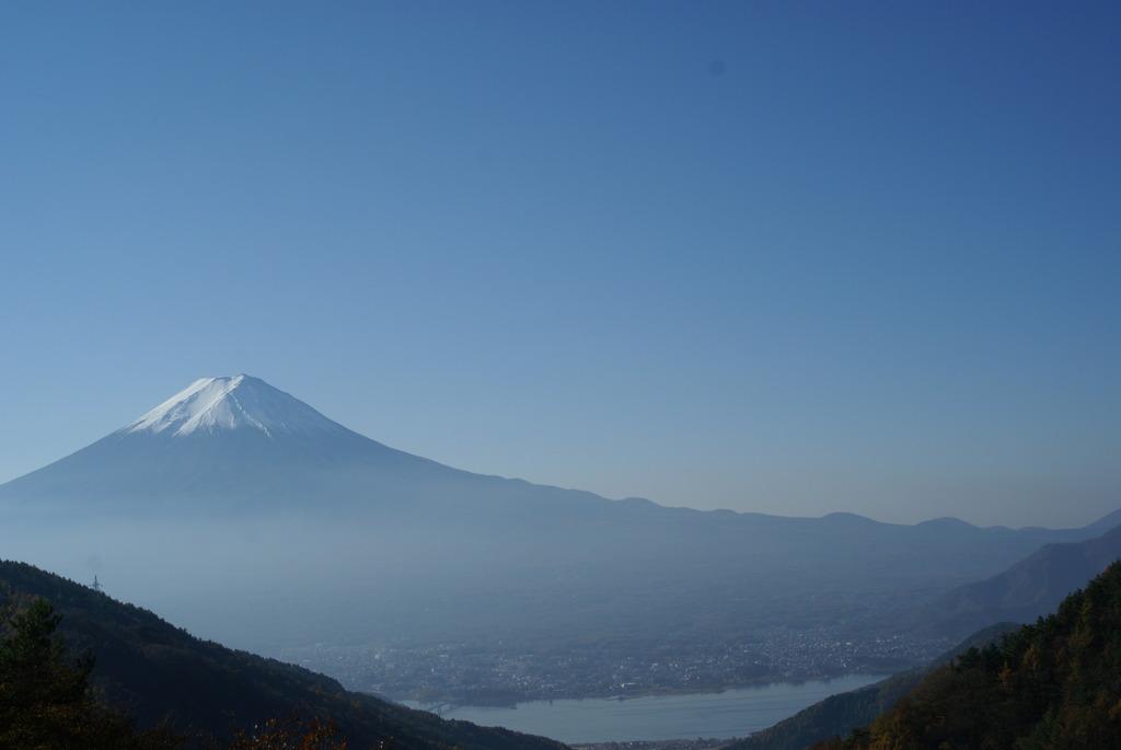 富士山 ~日本を見下ろす勇士~