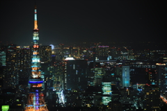 tokyo sky view 1