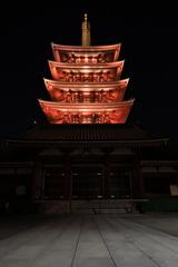 浅草 五重の塔