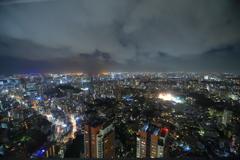 tokyo sky view2