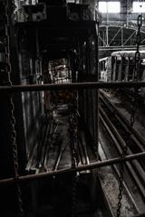 廃墟探訪 番外編♪~鉄柵からの眺め~