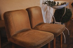 カフェ椅子