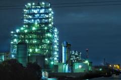工場夜景〜川崎〜