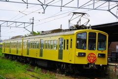 近江鉄道「ヘッドマーク」