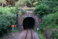 関西本線「加太トンネル」