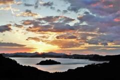 四国に沈む 日本の風景