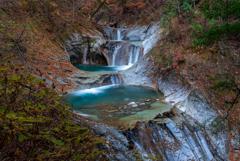 七ツ釜五段の滝 #1
