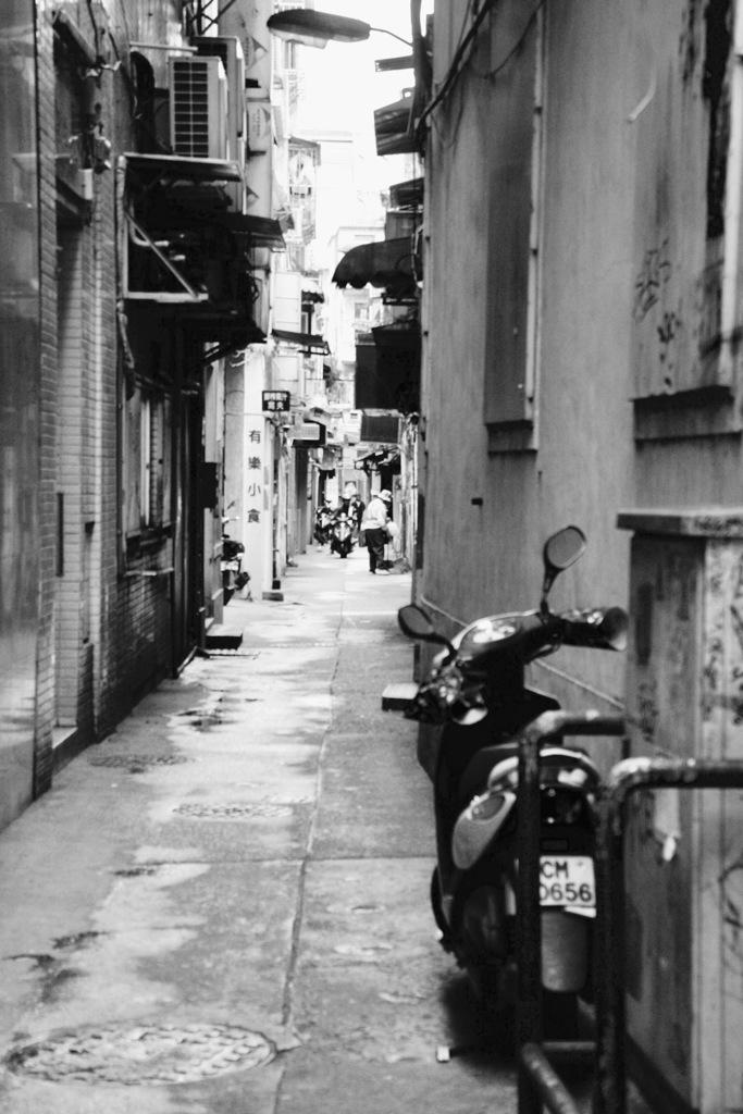 monochrome ❹