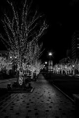 クリスマス・モノクローム