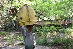 ミャンマーの子供