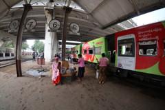 ヤンゴン鉄道環状線 ミャンマー