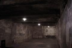 アウシュビッツ強制収容所 ガス室
