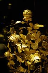 ウィーン3日目 王宮 宝物展 黄金の花