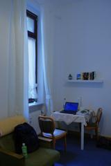 ドイツ ホテルの部屋