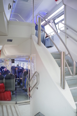 DB 電車二階建て