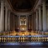 ヴェルサイユ宮殿 祭壇2階