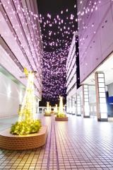 夜景を撮ってみよう! 横浜駅東口付近