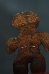 東京国立博物館 土偶 ドラえもんの映画を思い出す。