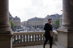 パリ オペラ・ガルニエ 怪人いました
