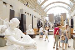 オルセ-美術館 彫刻ゾーン