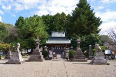 大分ちょっと旅行 臼杵城跡 神社