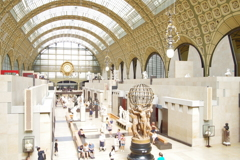 オルセ-美術館 やっぱり美しい