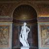 ヴェルサイユ宮殿 彫像とだまし絵