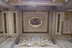パリ オペラ・ガルニエ 何の絵?