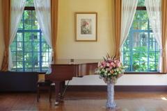 西洋館 端午の節句 ピアノ