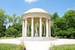 マリ-・アントワネットの離宮 庭園 愛の神殿 3