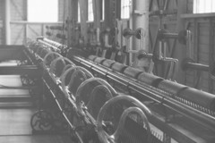 明治村 工場の機械