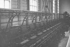 明治村 工場内の機械
