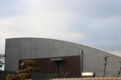 曲線の屋根