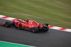 7 キミ・ライコネン フェラーリ