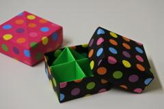 折り紙の箱