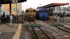或る列車 と よくある列車