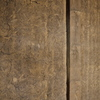 土壁と柱の質感
