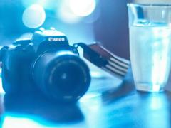 友のカメラ