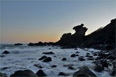 濟州島の龍頭岩 2