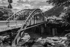 飛騨路の橋