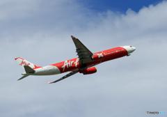 ☀「青い空」が一番AIR ASIA A330 PK-XRC