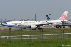 「良い天気」 China A330-302 B-16361 Takeoff
